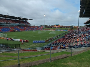 Hunter Stadium, Newcastle