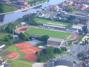 Burgemeester Thienpontstadion, Oudenaarde