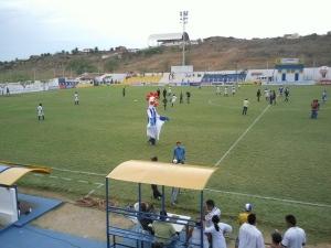 Estádio Sergismundo Rodrigues Neto, Boa Viagem, Ceará
