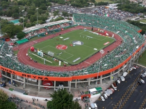 Estadio Zoque VMR