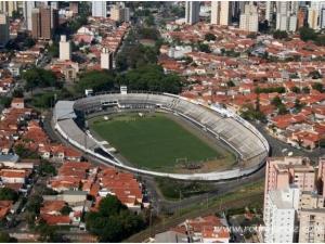Estádio Moisés Lucarelli, Campinas, São Paulo