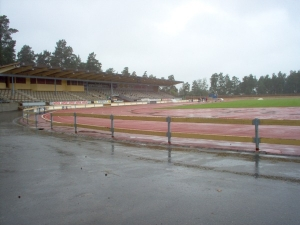 Harjun stadion, Jyväskylä