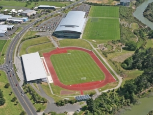 Douglas Field at Trusts Stadium