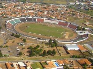 Estádio Municipal Adail Nunes da Silva, Taquaritinga, São Paulo