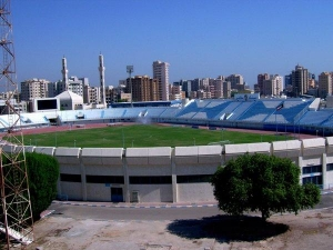 Thamir Stadium, Madīnat al-Kuwayt (Kuwait City)