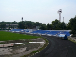 Stadionul Orăşenesc, Bălţi