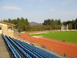 Sandnes Idrettspark, Sandnes