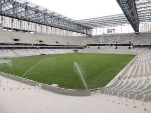 Estádio Joaquim Américo Guimarães, Curitiba, Paraná