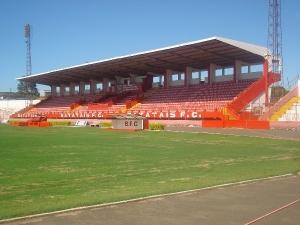 Estádio Doutor Oswaldo Scatena, Batatais, São Paulo