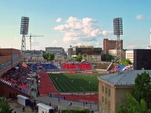 Stadion Spartak, Novosibirsk