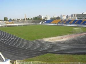 Stadion Trudovi rezervy, Bila Tserkva