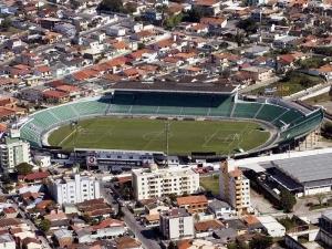 Estádio Orlando Scarpelli, Florianópolis, Santa Catarina