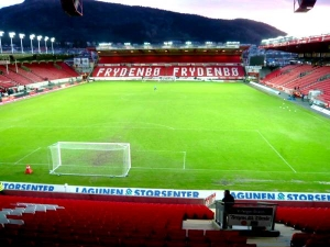 بران ستادیۆن, Bergen