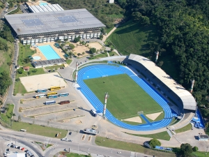 Complexo Esportivo Bernardo Wolfgang Werner, Blumenau, Santa Catarina