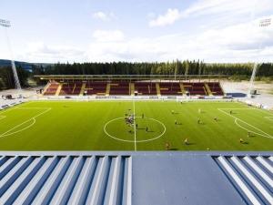 Jämtkraft Arena, Östersund