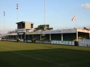 Corbett Sports Stadium, Y Rhyl / Rhyl, Denbighshire
