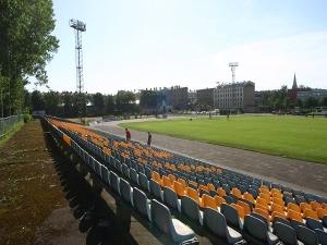 Latvijas Universitātes Stadionā