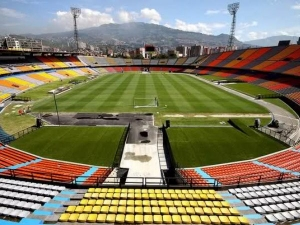 Estadio Atanasio Girardot, Medellín