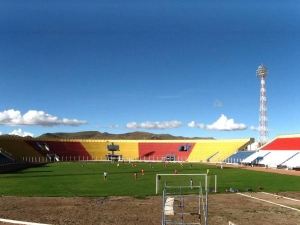 Estadio Victor Agustín Ugarte, Potosí