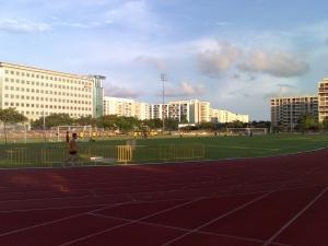 Tampines Stadium, Singapore