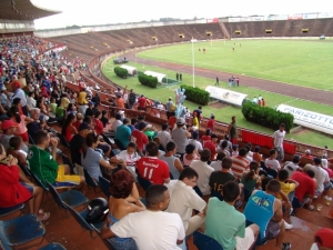 Estádio Fredis Saldivar, Dourados, Mato Grosso do Sul