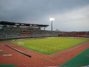 Kumagaya Athletic Stadium, Kumagaya