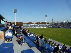 Nippatsu Mitsuzawa Stadium, Yokohama