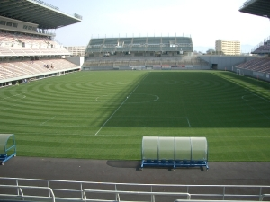 Ekimae Real Estate Stadium
