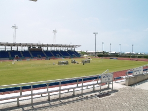 Bermuda National Stadium, Hamilton, Devonshire Parish
