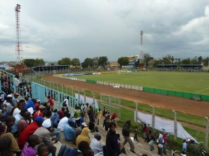 Afraha Stadium, Nakuru