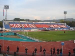 Нальчик стадион Спартак