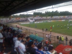 Estadio Olímpico Etho Vega Baquero, Santo Domingo de los Colorados