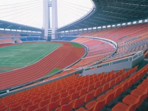 Yellow Dragon Sports Center, Hangzhou