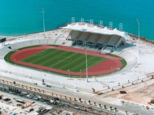 Saïda International Stadium, Saïda (Saida)