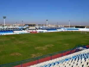 Stadion im. Bahrom Vafoyev