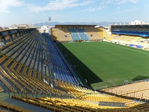 Camp El Madrigal, Villarreal