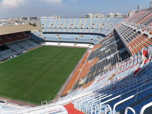 Estadio de Mestalla, Valencia
