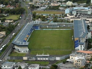 New George V Stadium, Curepipe