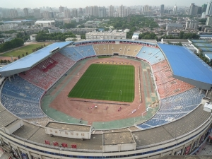 Shaanxi Province Jiaodaruisen Stadium, Xi'an