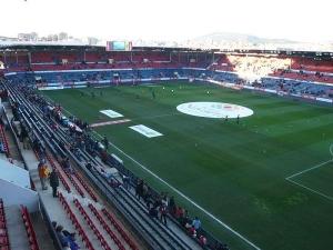 Estadio El Sadar, Pamplona (Iruñea)