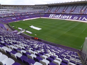 Estadio Municipal José Zorrilla, Valladolid