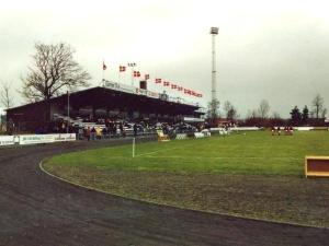 Køge Stadion, Køge