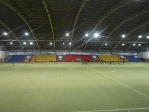 Vilniaus Sportimos maniežas, Vilnius