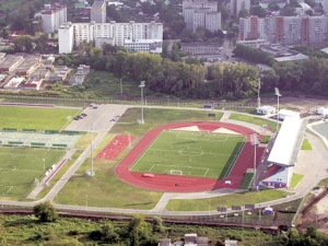 Stadion Start, Saransk