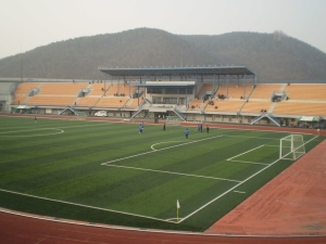 Yong-In Main Stadium, Yongin