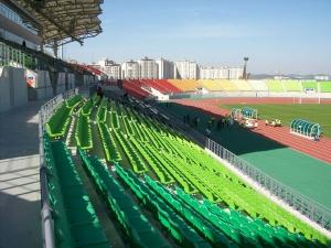 Yishunsin Stadium, Asan