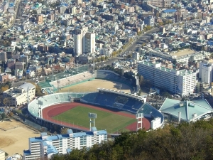 Busan Gudeok Stadium, Busan