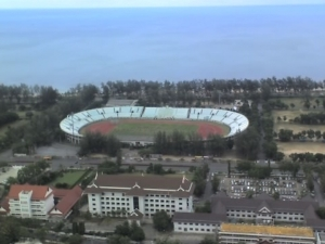 Tinsulanon Stadium, Songkhla