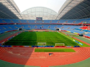 Shenyang Olympic Sports Center Stadium, Shenyang