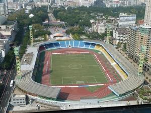 Guangdong Provincial People's Stadium, Guangzhou